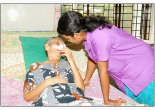 Spending quality time with patients