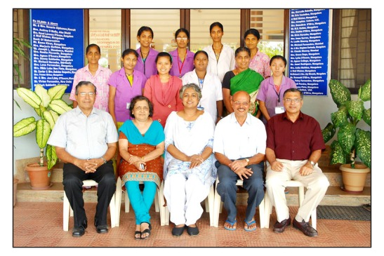 The Ave Maria Palliative Care Team
