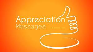 appreciation 4